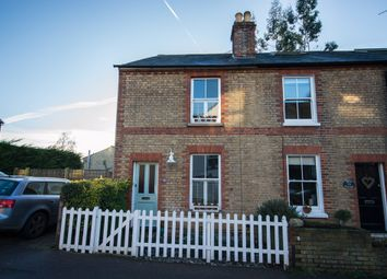 Thumbnail 3 bed end terrace house to rent in Wellington Street, Hertford