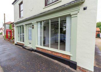 Thumbnail 2 bed flat for sale in Ground Floor Flat, 6 High Street, Foulsham