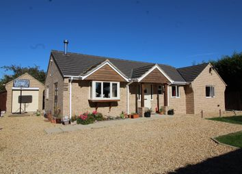 Thumbnail 3 bed detached bungalow for sale in Williams Close, Newborough, Peterborough