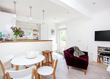 Thumbnail 3 bed flat for sale in Shrubbery Road, London