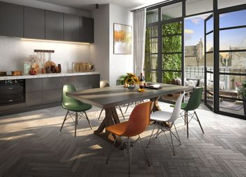 Thumbnail 1 bed flat for sale in Derbyshire Street, London
