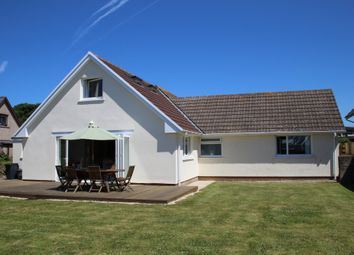 Thumbnail 4 bed detached bungalow for sale in Ffordd Caerfai, St. Davids, Haverfordwest