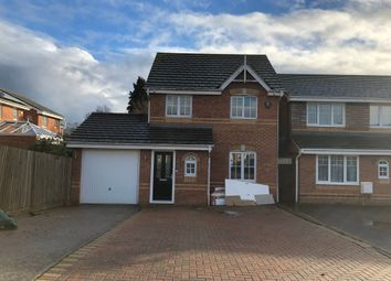 Thumbnail 3 bed detached house for sale in Covington Grove, Wellingborough