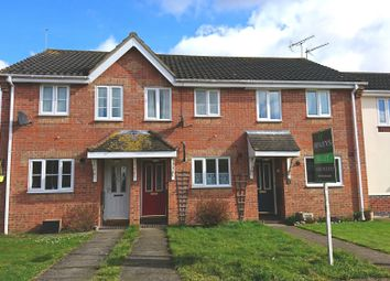 Thumbnail 2 bedroom terraced house to rent in Willow Close, North Walsham