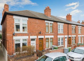 Thumbnail 2 bedroom end terrace house for sale in Sleaford Road, Newark