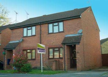Thumbnail 2 bed semi-detached house for sale in Cross Gates Close, Bracknell