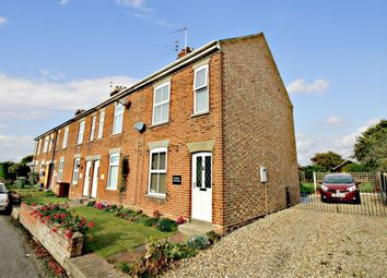 Thumbnail 2 bed end terrace house for sale in Staithe Road, Martham, Great Yarmouth