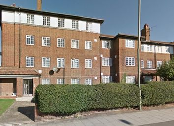 Thumbnail 4 bed flat to rent in Hendon Park Mansions, Queens Road, Hendon