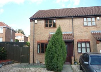 Thumbnail 2 bed property to rent in Airedale Close, Norwich