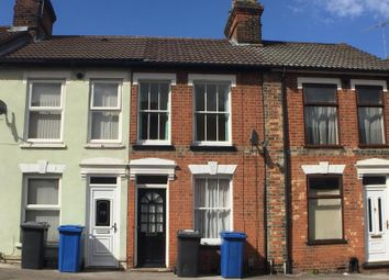 Thumbnail 2 bedroom terraced house to rent in Croft Street, Ipswich