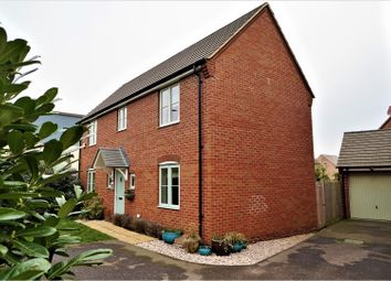 Thumbnail 4 bed detached house for sale in Arkwright Mews, Oakridge Park