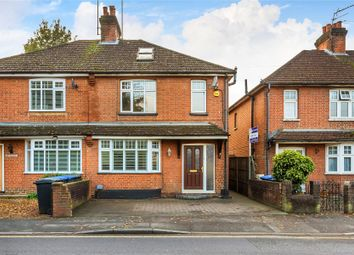 Thumbnail 3 bed semi-detached house for sale in Triggs Lane, Woking, Surrey