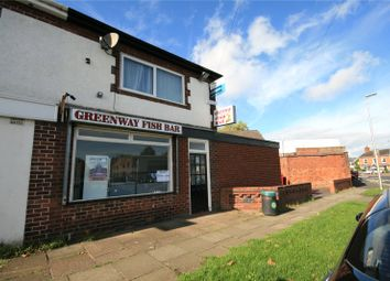 Thumbnail 2 bed semi-detached house for sale in Greenway, Crewe, Cheshire