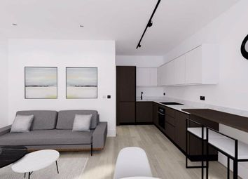 Thumbnail 1 bed flat for sale in Sangora Road, London