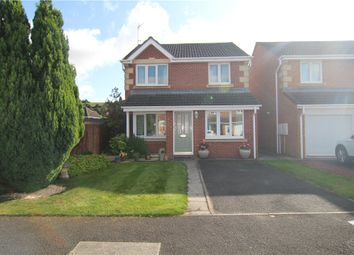 Thumbnail 3 bed detached house for sale in Cherrytree Drive, Langley Park, Durham