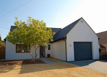 Thumbnail 4 bedroom detached house for sale in Glenville, Spinney Hill, Northampton