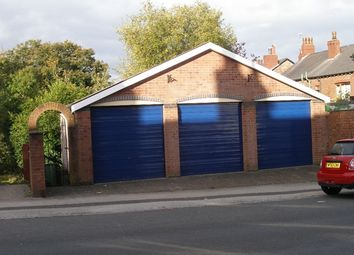 Thumbnail Parking/garage for sale in Bond Street, Macclesfield, 6Qr, Lock-Up Garages.