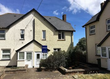 Thumbnail 3 bed semi-detached house for sale in Tower Hill, Stogursey, Somerset, - Village Location, No Onward Chain