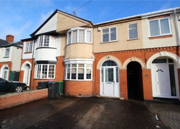 Thumbnail 3 bed terraced house for sale in Charlotte Road, Wednesbury, West Midlands