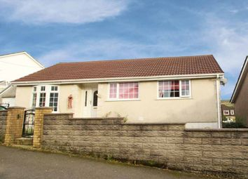 Thumbnail 3 bed bungalow for sale in Cemetery Road, Maesteg, Mid Glamorgan