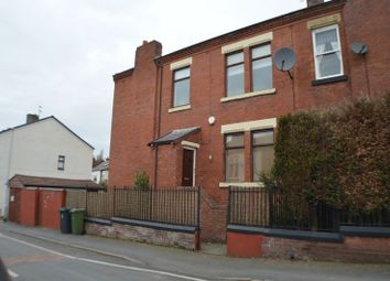 Thumbnail 3 bed semi-detached house to rent in Fountain Street, Hyde