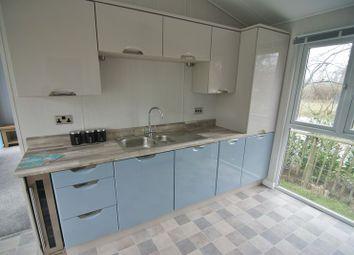 2 bed mobile/park home for sale in Primrose Bank, Singleton Road, Weeton PR4