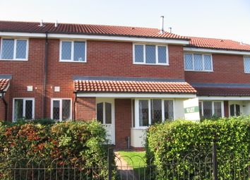 Thumbnail 2 bed terraced house to rent in Audley Road, Newport, Shropshire