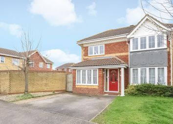 Thumbnail 5 bed detached house for sale in Swallow Close, Bicester