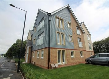 Thumbnail 2 bed flat for sale in 7B New Quay Road, Lancaster