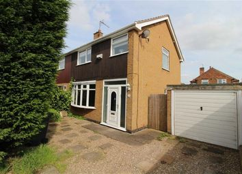 Thumbnail 3 bed semi-detached house for sale in Birkland Avenue, Mapperley, Nottingham