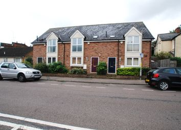 Thumbnail 2 bed terraced house to rent in Elm Road, Bishop's Stortford