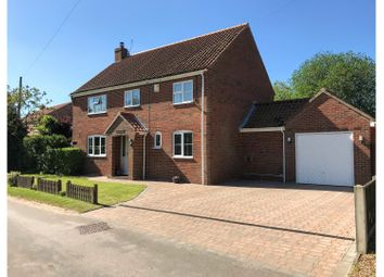 Thumbnail 4 bed detached house for sale in Rectory Road, Lyng