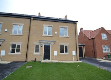 Thumbnail 4 bed terraced house for sale in Gowthorpe, Selby