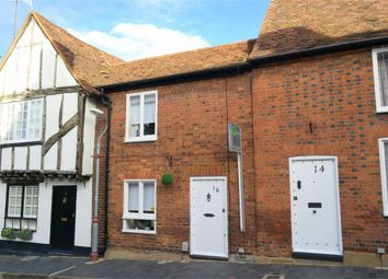Thumbnail 1 bed terraced house to rent in Lower Dagnall Street, St Albans, Hertfordshire