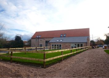 Thumbnail 2 bed barn conversion for sale in Gainsborough, Doncaster