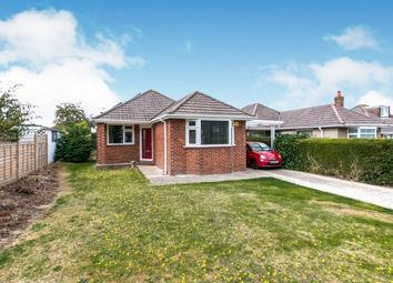 Thumbnail 2 bed bungalow for sale in Beacross, Bournemouth, Dorset