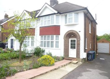 Thumbnail 3 bed semi-detached house to rent in Wolstonbury, London