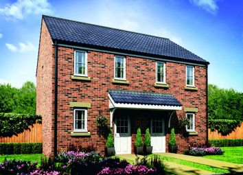 Thumbnail 2 bed terraced house for sale in The Morden At The Fairways, Burringham Road, Scunthorpe