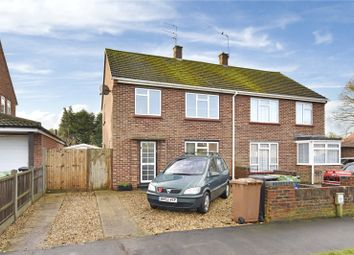 Thumbnail 3 bed semi-detached house to rent in Bowling Green Road, Chobham, Woking, Surrey
