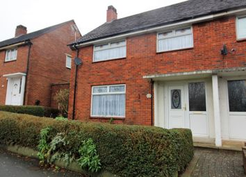 Thumbnail 3 bed semi-detached house for sale in Beverston Road, Cosham, Portsmouth