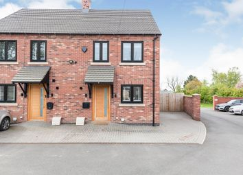 Thumbnail 3 bed semi-detached house for sale in Darne Mews, Hulland Ward, Ashbourne