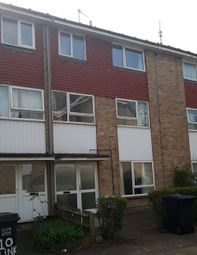 Thumbnail 6 bed terraced house to rent in Link Walk, Hatfield