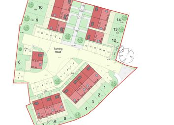 Thumbnail Land for sale in Park Lane, Coningsby