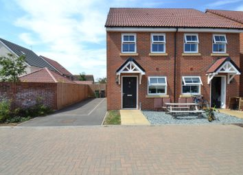 Thumbnail 2 bed semi-detached house for sale in Swallowcroft, Stonehouse
