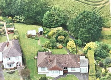 Thumbnail 3 bed detached bungalow for sale in Harcombe Lane, Sidford, Sidmouth