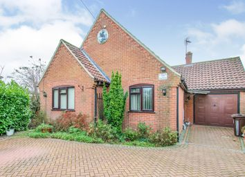 4 bed detached bungalow for sale in Yarmouth Road, Stalham, Norwich NR12