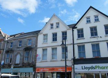Thumbnail 1 bed flat for sale in Flat 3, 30 Fore Street, Okehampton, Devon