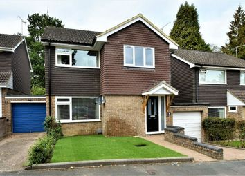Thumbnail 3 bed detached house for sale in Keswick Close, Camberley, Surrey