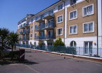 Thumbnail 2 bed flat to rent in Sovereign Court, Brighton Marina Village, Brighton