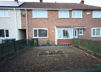 Thumbnail 3 bed terraced house to rent in Woodhouse Road, Guisborough